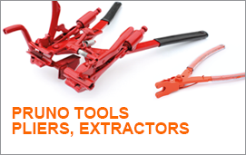 Pruno Tools, Pliers and Extractors
