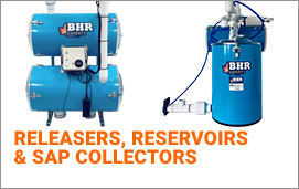 Releasers, Transfer Tanks and Sap Collectors
